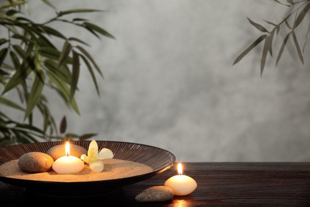 Bougies Zen